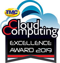2019 Cloud Computing Excellence Award