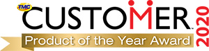 2020 Customer Product of the Year award