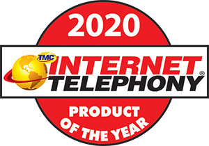 2020 Internet Telephone Product of the Year award