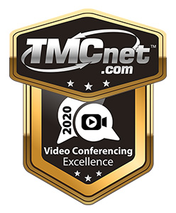 2020 TMC Video Conferencing Excellence Award
