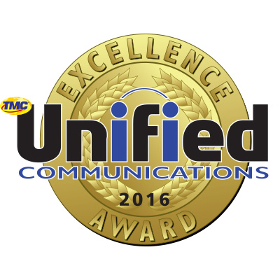 Third Unified Communications Excellence Award For 2016