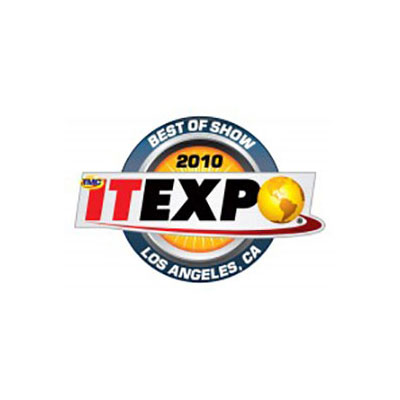 Best of Show at ITEXPO