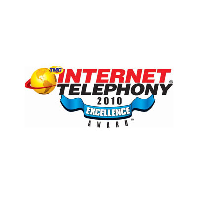 Internet Telephony Excellence Award