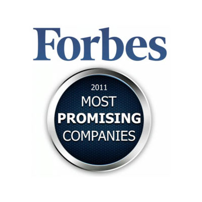 Forbes List of America's Most Promising Companies