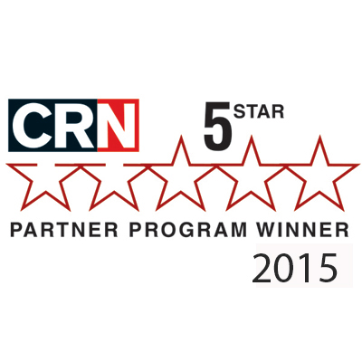 CRN 5 Star Partner Program Winner