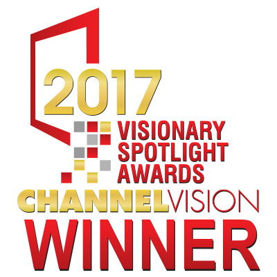 2017 Visionary Spotlight Award Winner