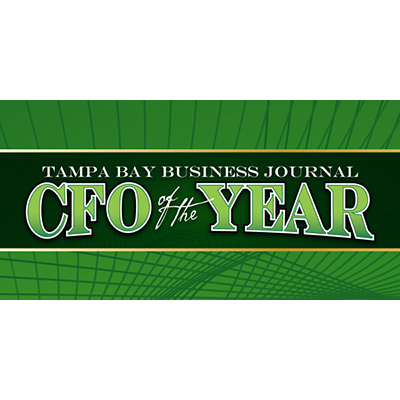 CFO Of The Year Honoree