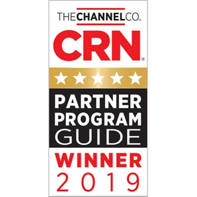 5-Star Rating in CRN's 2019 Partner Program Guide