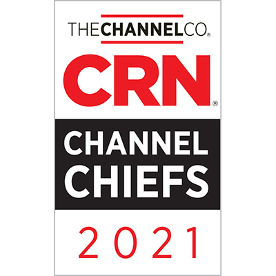 2021 CRN® Channel Chief