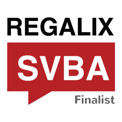Finalist For The Silicon Valley Business App Award