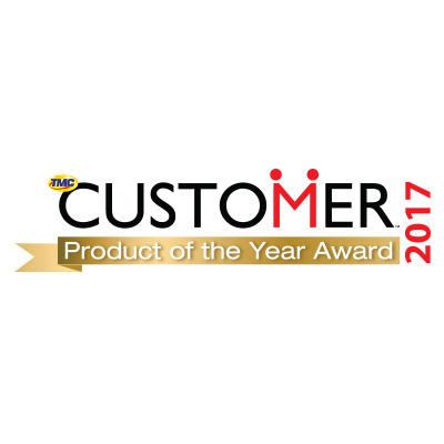 CUSTOMER Magazine Product of the Year Winner