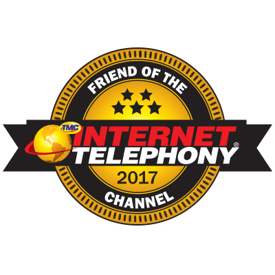 2017 INTERNET TELEPHONY Channel Excellence Award