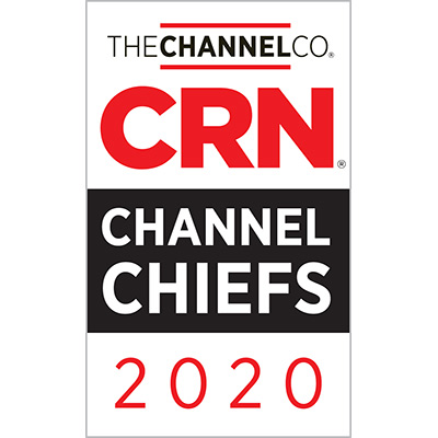 CRN 2020 Channel Chief