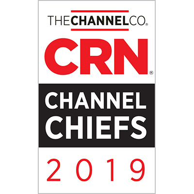 2019 CRN® Channel Chief