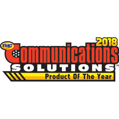 The 2018 Communications Solutions Product Of The Year Award