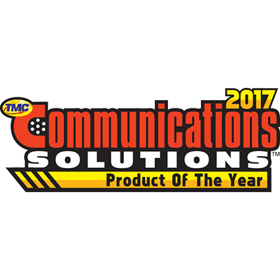 2017 Communications Solutions Products Of The Year Winner