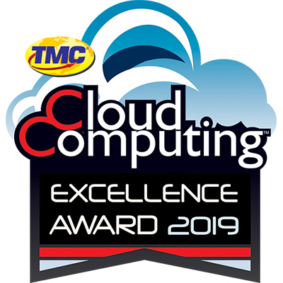 Excellence Award from Cloud Computing Magazine