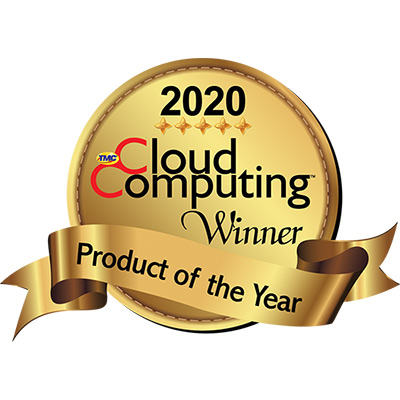 Cloud Computing Product of the Year Award