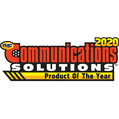 Communications Solutions Products of the Year Award Winner