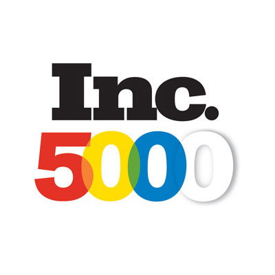 Named to Inc. 500 | 5000 List