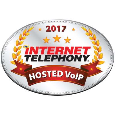 INTERNET TELEPHONY Hosted VoIP Excellence Award