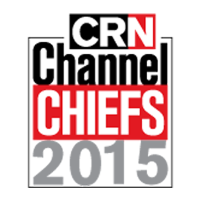 CRN Channel Chiefs 2015 Logo