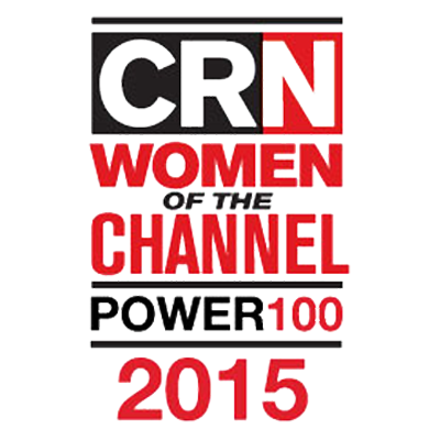 CRN Women of the Channel Power 100 - 2015