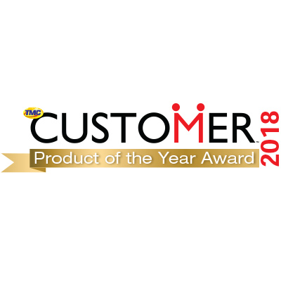 TMC Customer Product of the year award - 2018