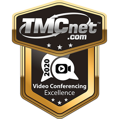 2020 TMCnet Video Conferencing Excellence Award