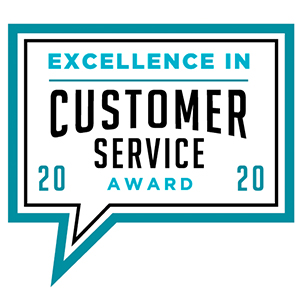 Business Intelligence Group Excellence in Customer Service award