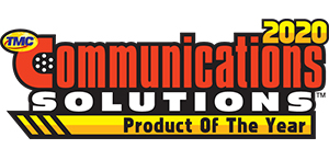 communications solution product of the year award 2020