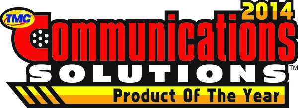 2014 Communications Solutions Product of the Year logo