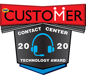 TMC Contact Center Award 2020