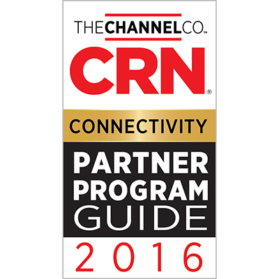 CRN's 2016 Network Connectivity Partner Program Guide