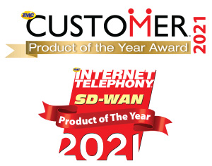 Customer and SD-WAN awards