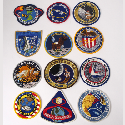 Patches as Collectors Items