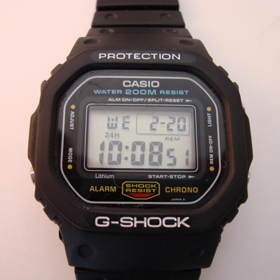 by nasa approved watches - photo #14