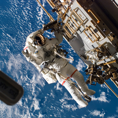 ISS Spacewalk