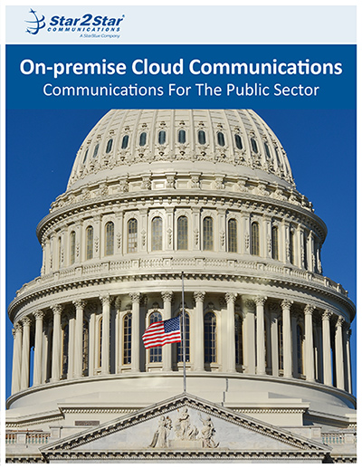 On-premise Cloud Communications For The Public Sector
