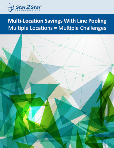 Multi-Location Savings With Line Pooling