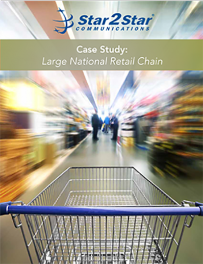 Large National Retail Chain