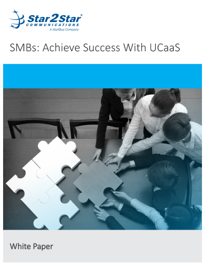 SMBs: Achieve Success With UCaaS