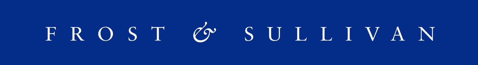 frost and sullivan logo blue