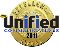 2011 unified communications award