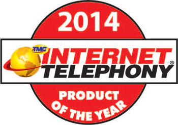 2014 Internet Telephony Product of the Year