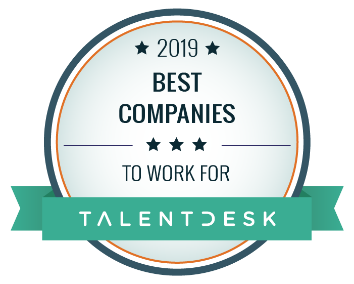 2019 Best companies to work for
