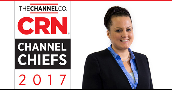 2017 CRN Channel Chief