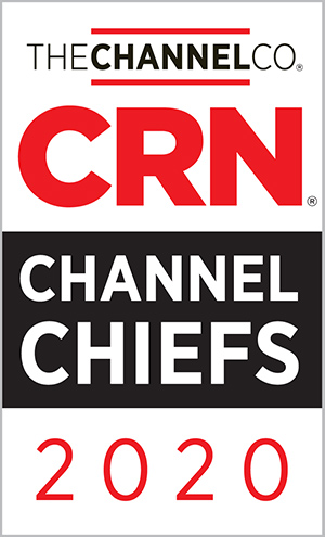 CRN 2020 Channel Chief For 6th Consecutive year