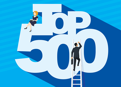 Business Observer 2019 Top 500 Companies on the Gulf Coast