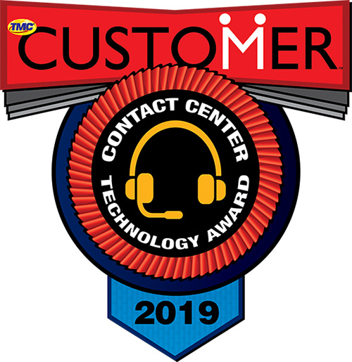 2019 Contact Center Technology Award